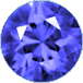 1ct Tanzanite image (6.37x6.37mm)
